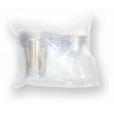 Container with 350 ml-4 Pack